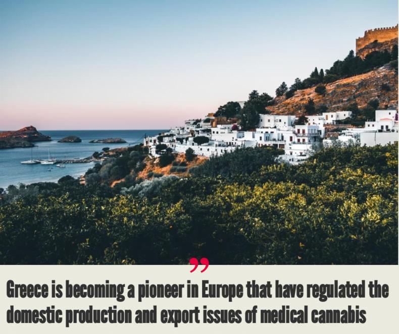 Greece Cannabis Market
